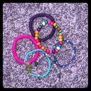 Ladies Bracelets - Bundle Of 6